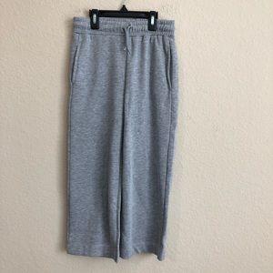 Zara Girls Collection Gray Sweatpants NWT